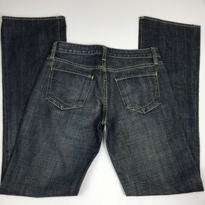 Paper Denim and Cloth Boot Cut Jeans